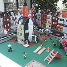 Jolies maisons - maquettes en carton